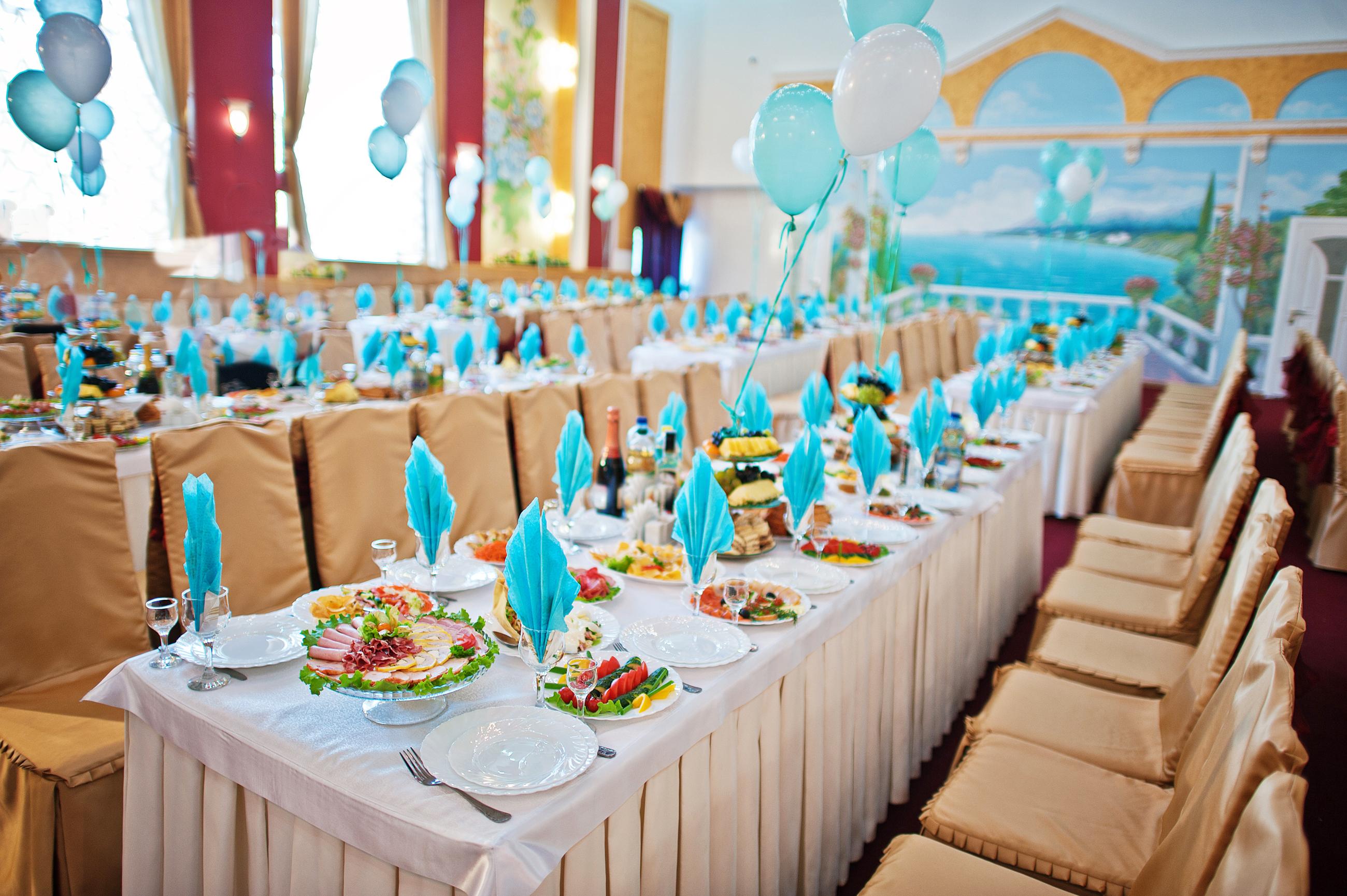 Table de mariage esprit grec - Mariage et Décoration